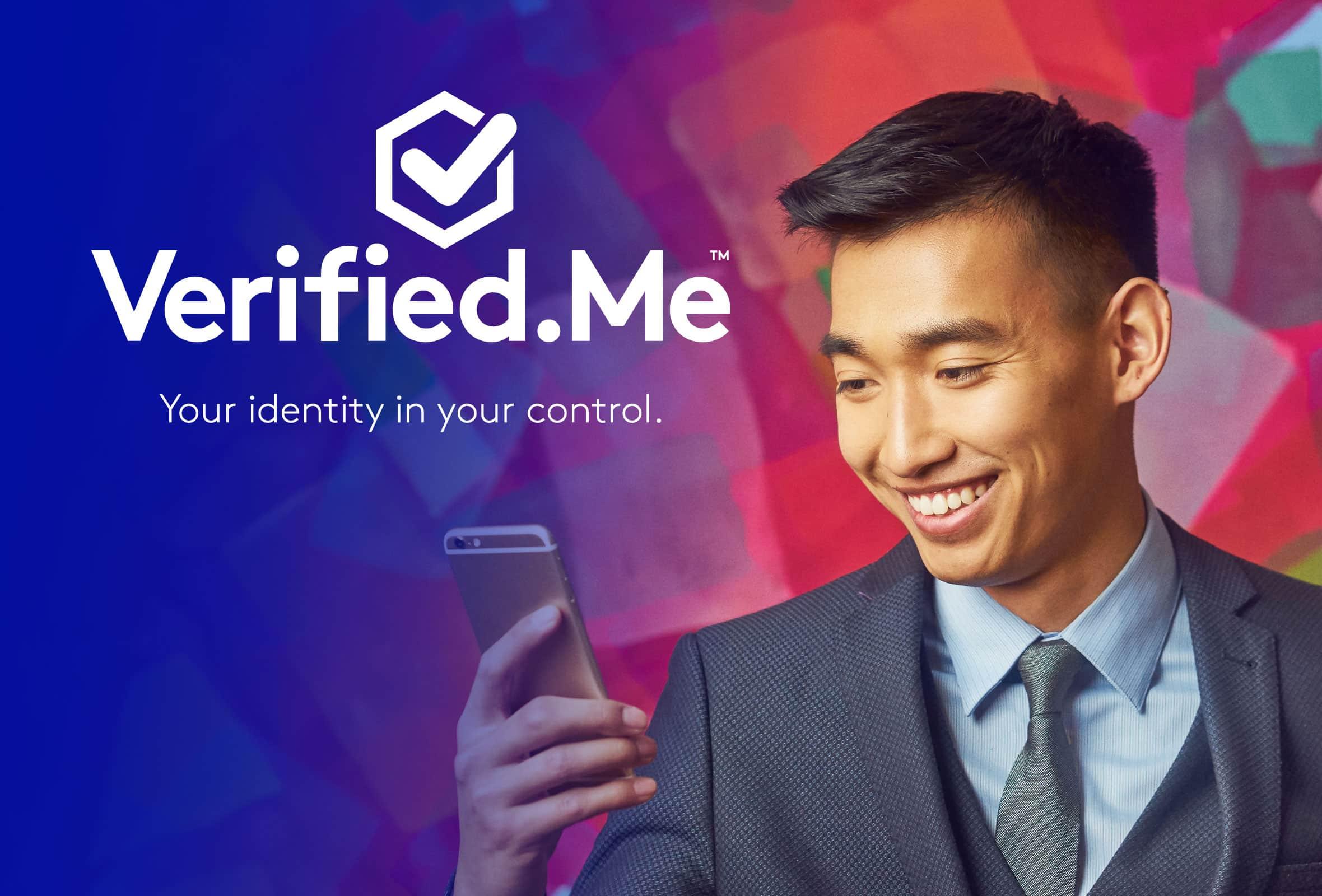 Verified.Me | Brand Identity, Website + Marketing Launch
