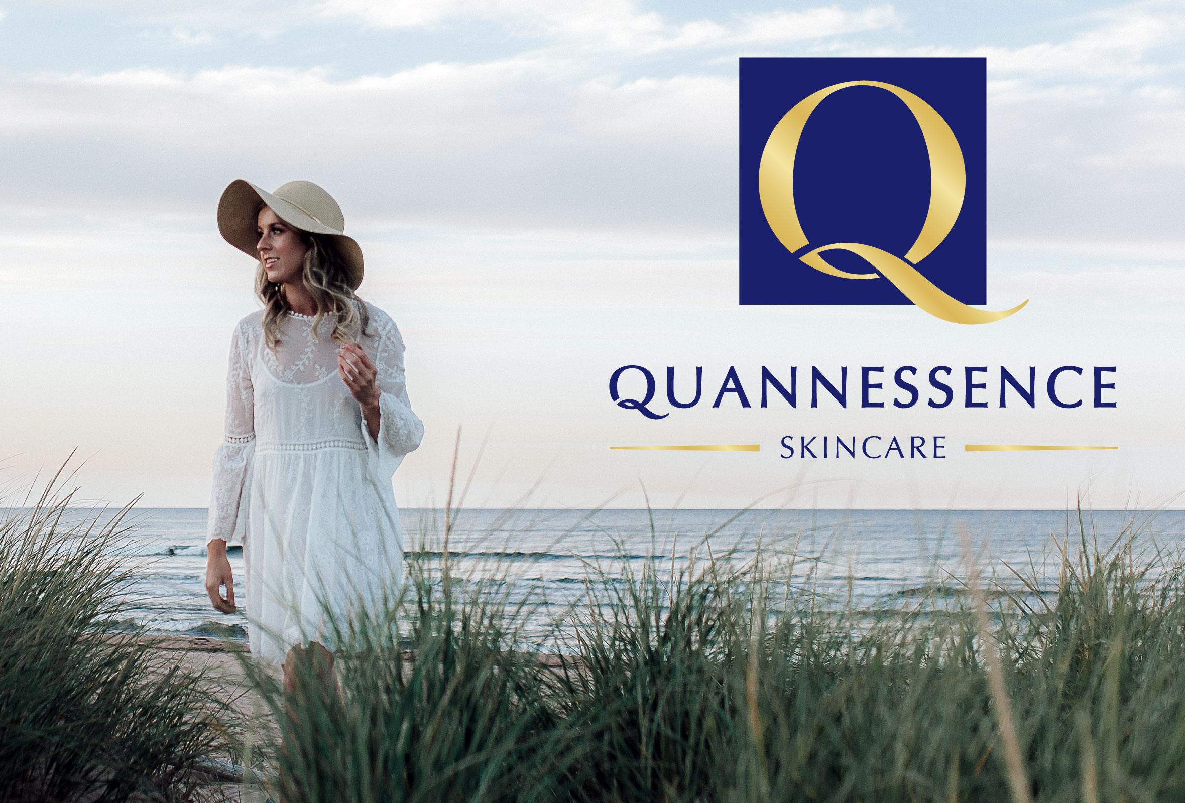 Quannessence Skincare | Ecommerce Website